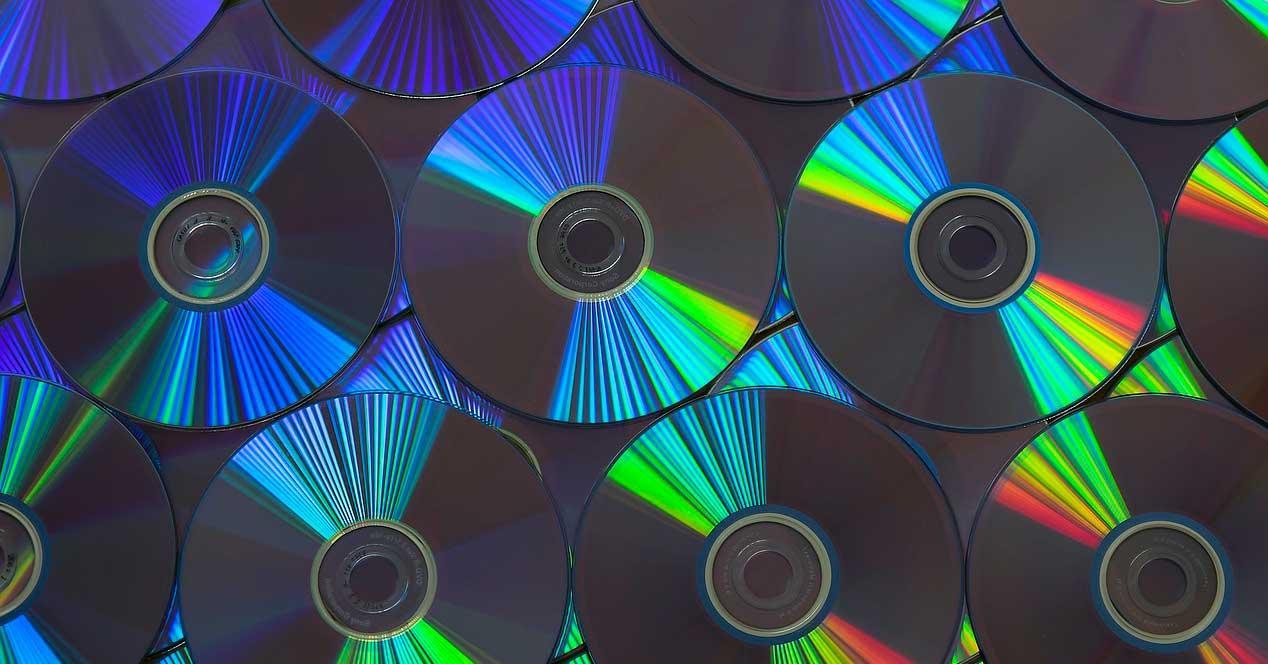 CDs en orden