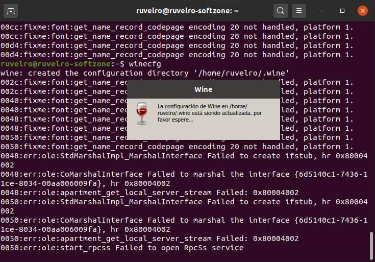 Configurar Wine en Ubuntu - 1