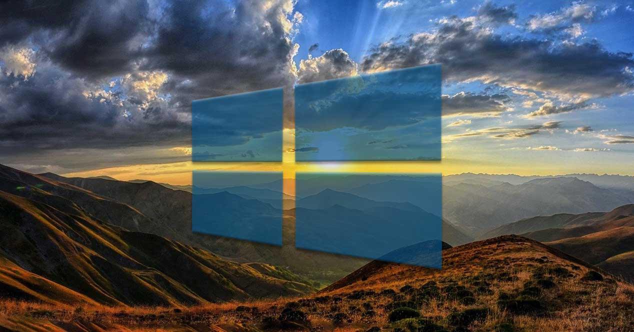 Fondo Windows amanecer