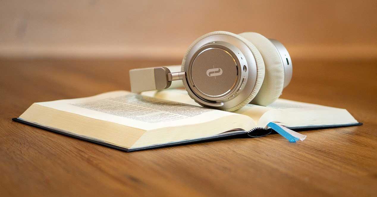 Programas reproducir audiolibros