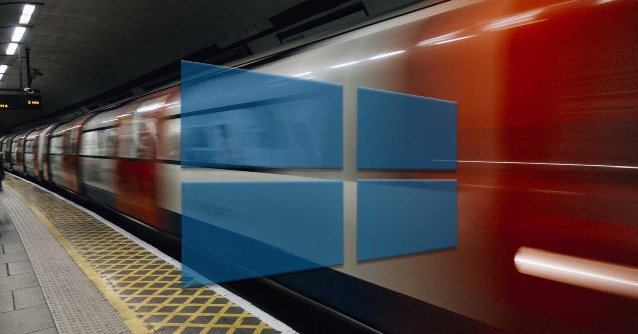 Rendimiento Windows