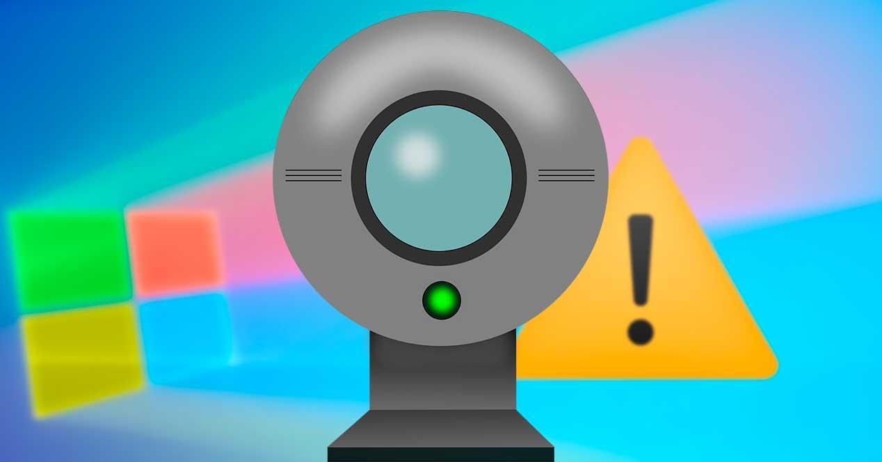 Windows 10 aviso webcam