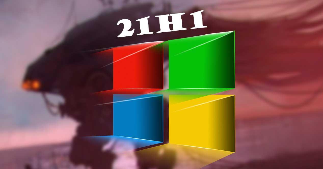 Windows Insider test 21H1