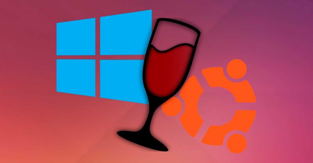 Windows Ubuntu Wine