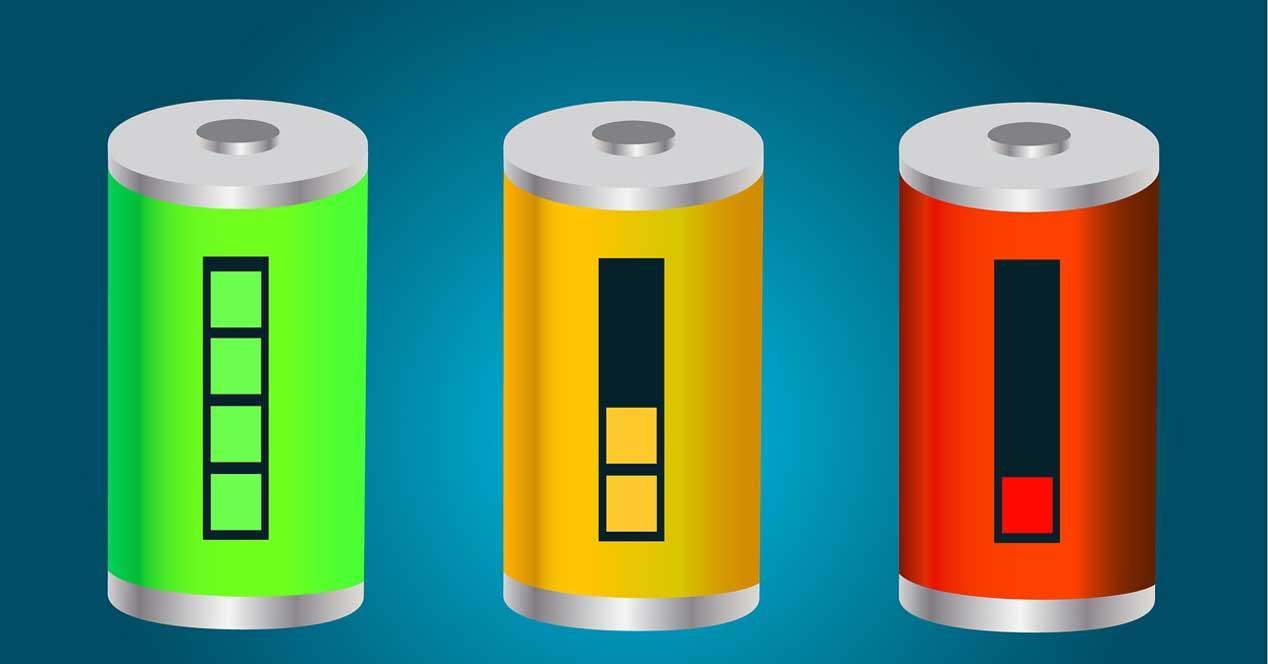 baterias Windows