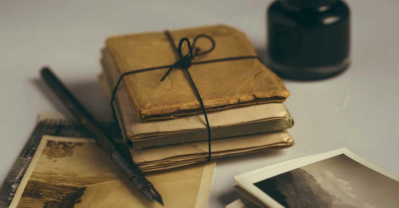cartas word