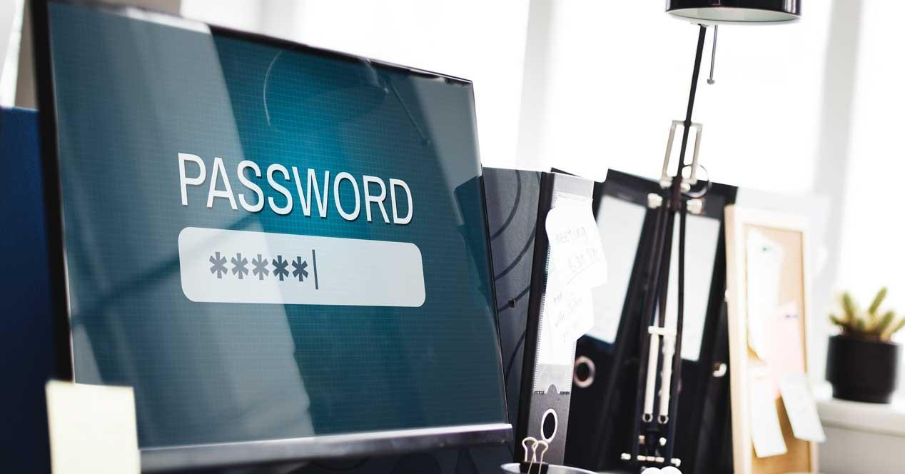 gestor password