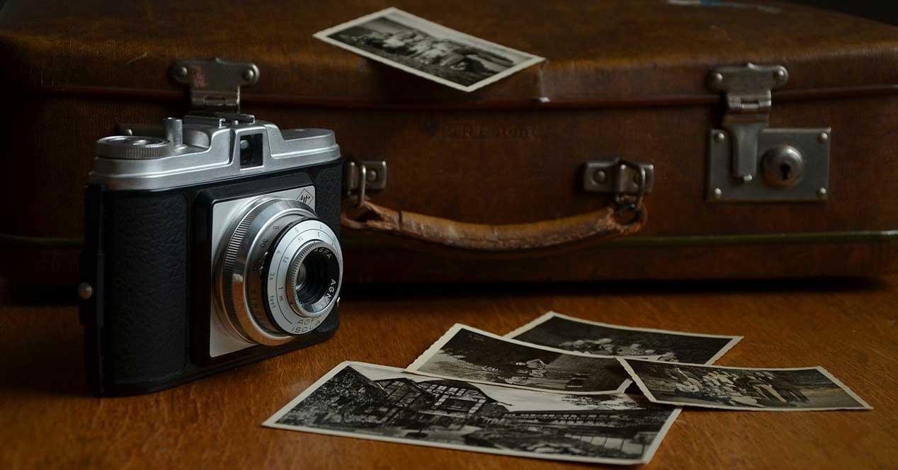 visor clásico fotos
