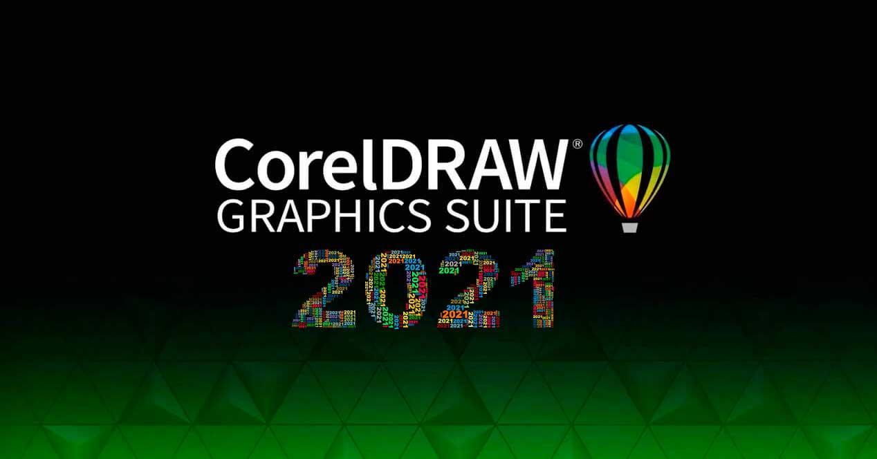 CorelDRAW 2021 Logo