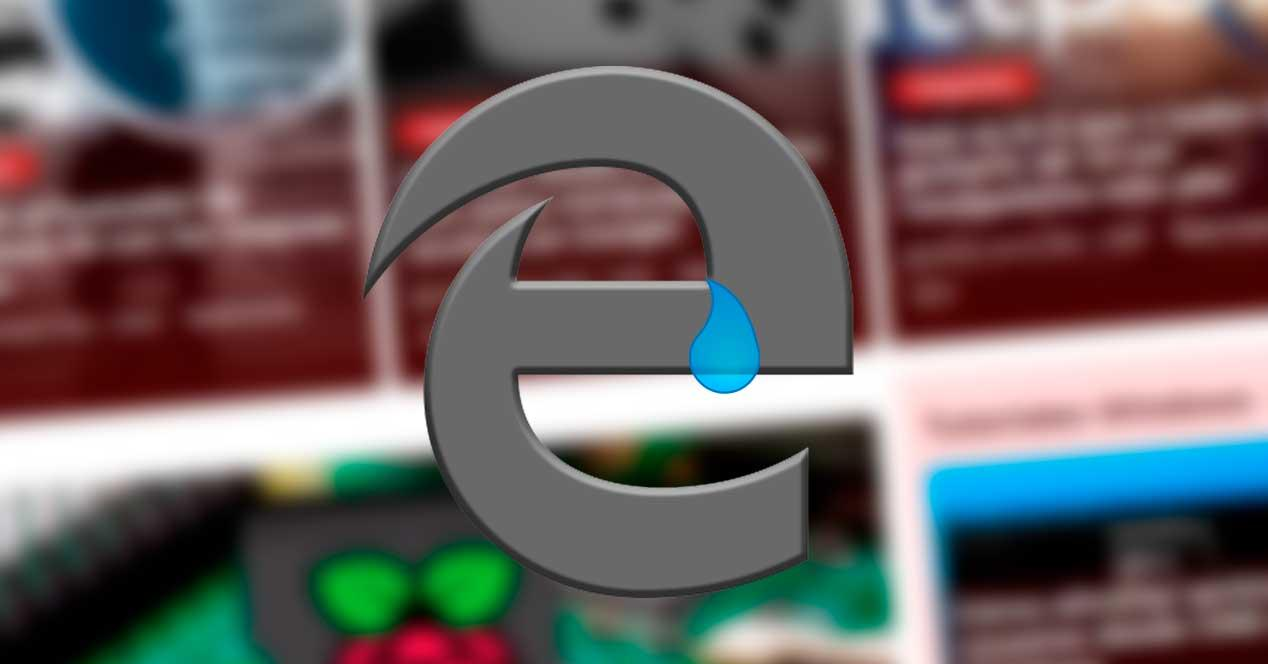 Fin soporte Edge Legacy
