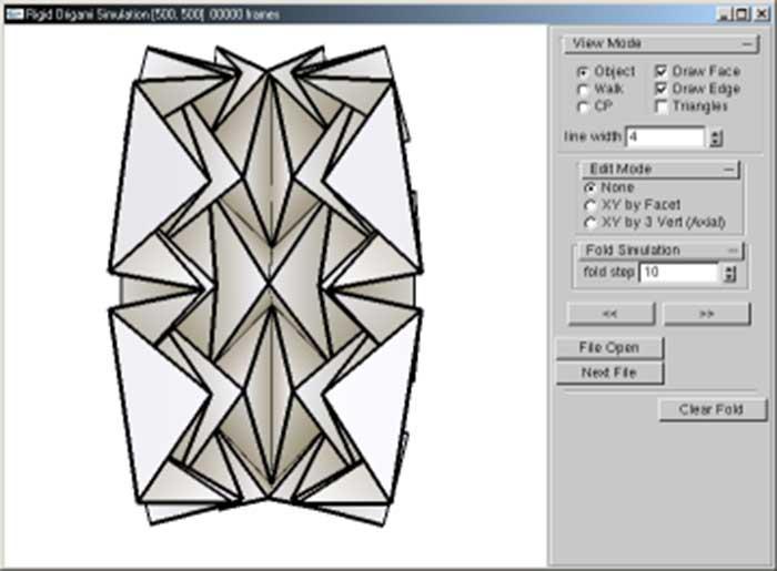Freeform Origami