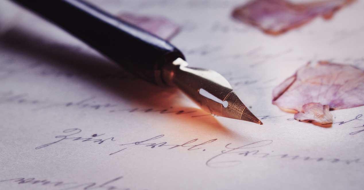 Fuentes textos