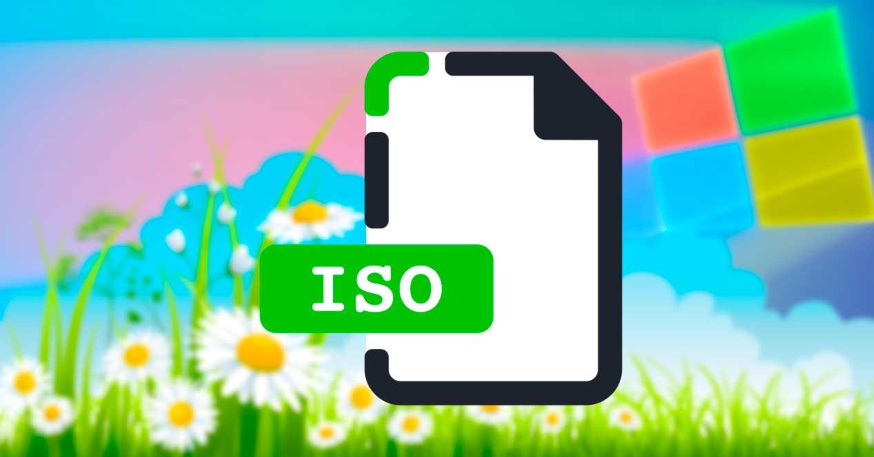 ISO Primavera Windows 10