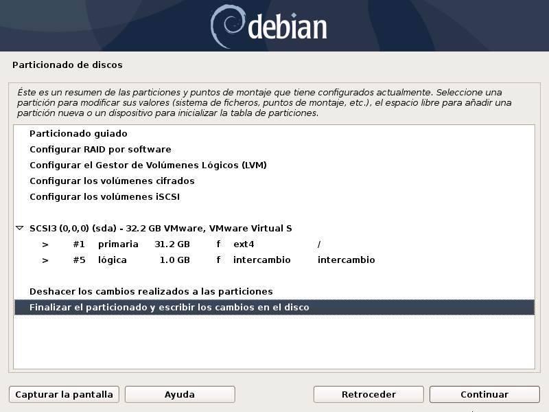 Instalar Debian - 17