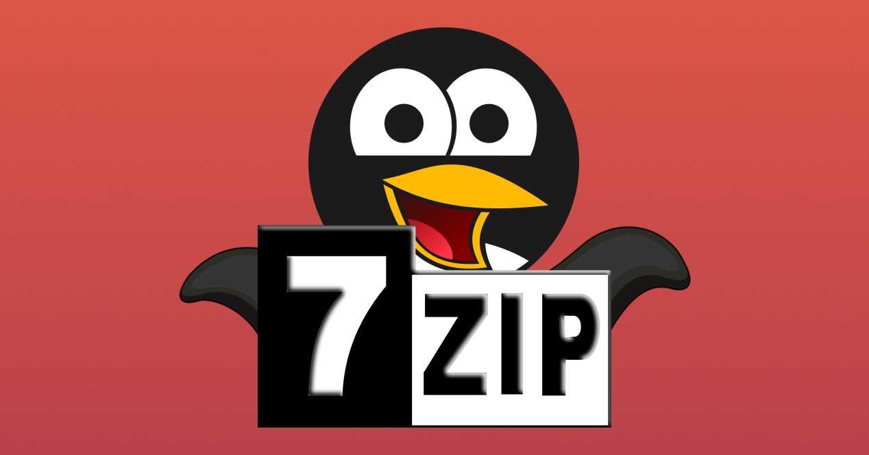Linux 7Zip