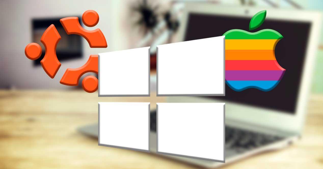Múltiples sistemas operativos PC