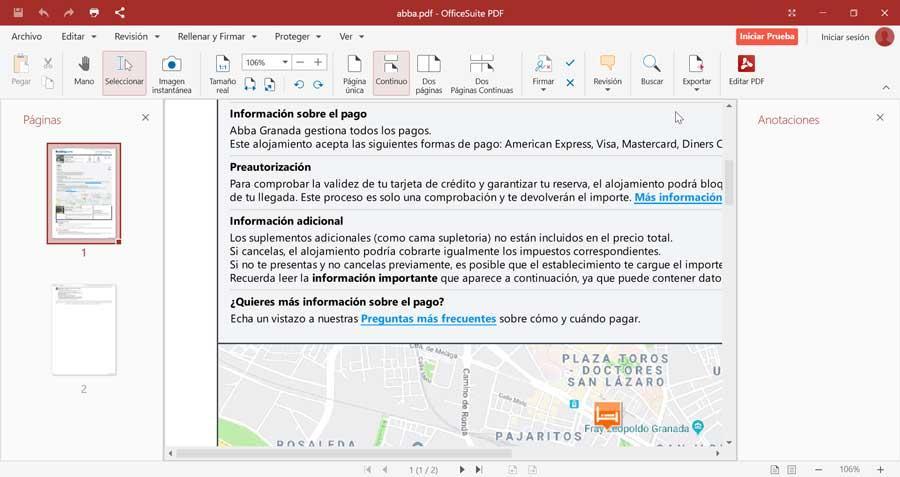OfficeSuite PDF