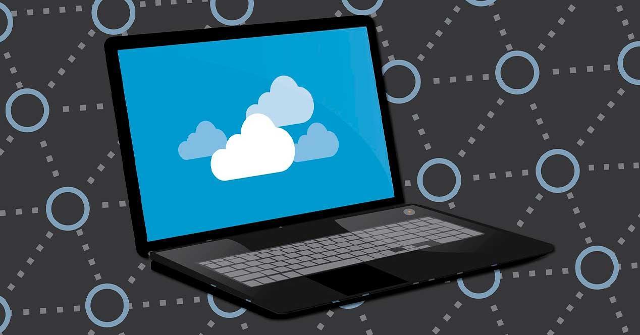 Portátil Backup Cloud