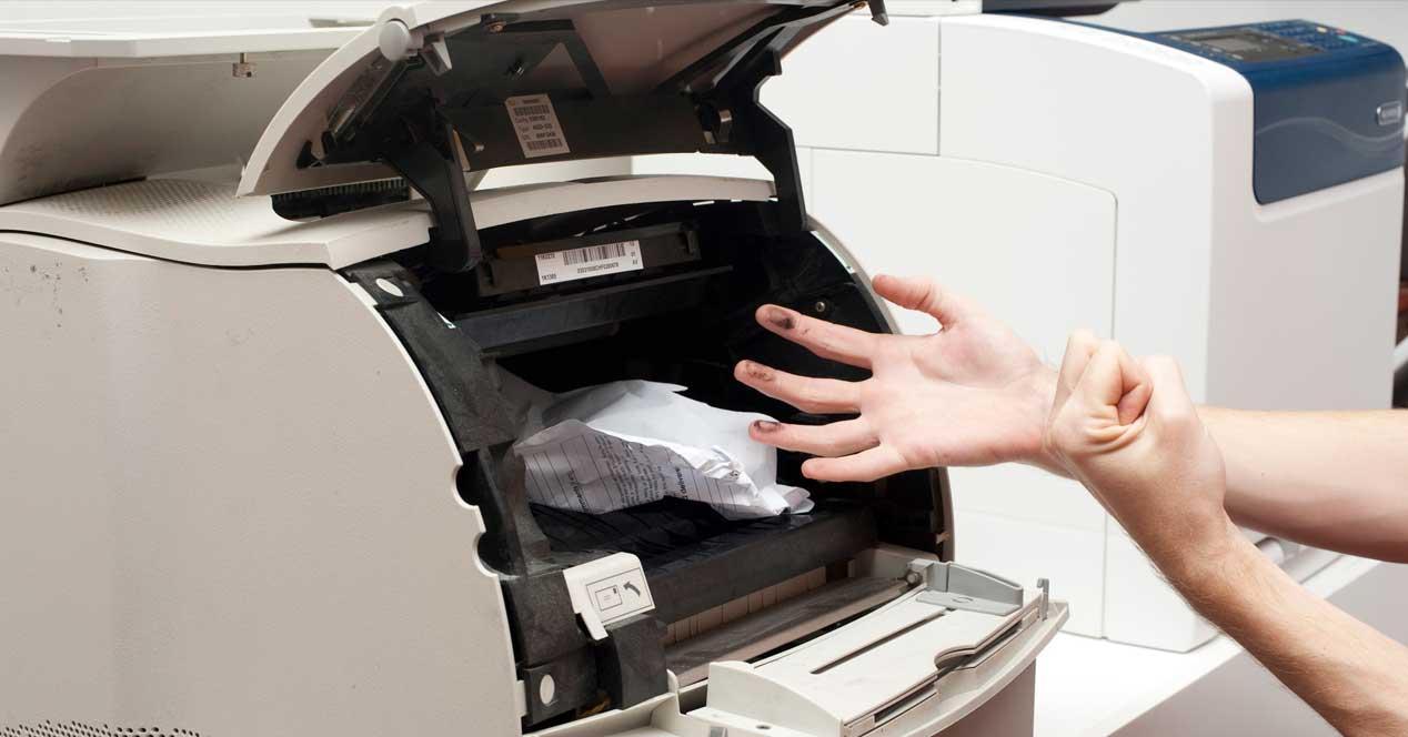 Problema imprimir