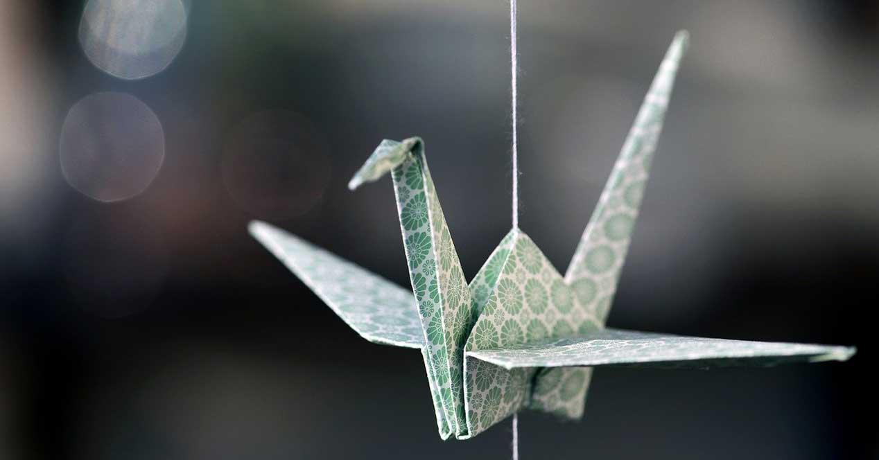 Programas crear y simular origami