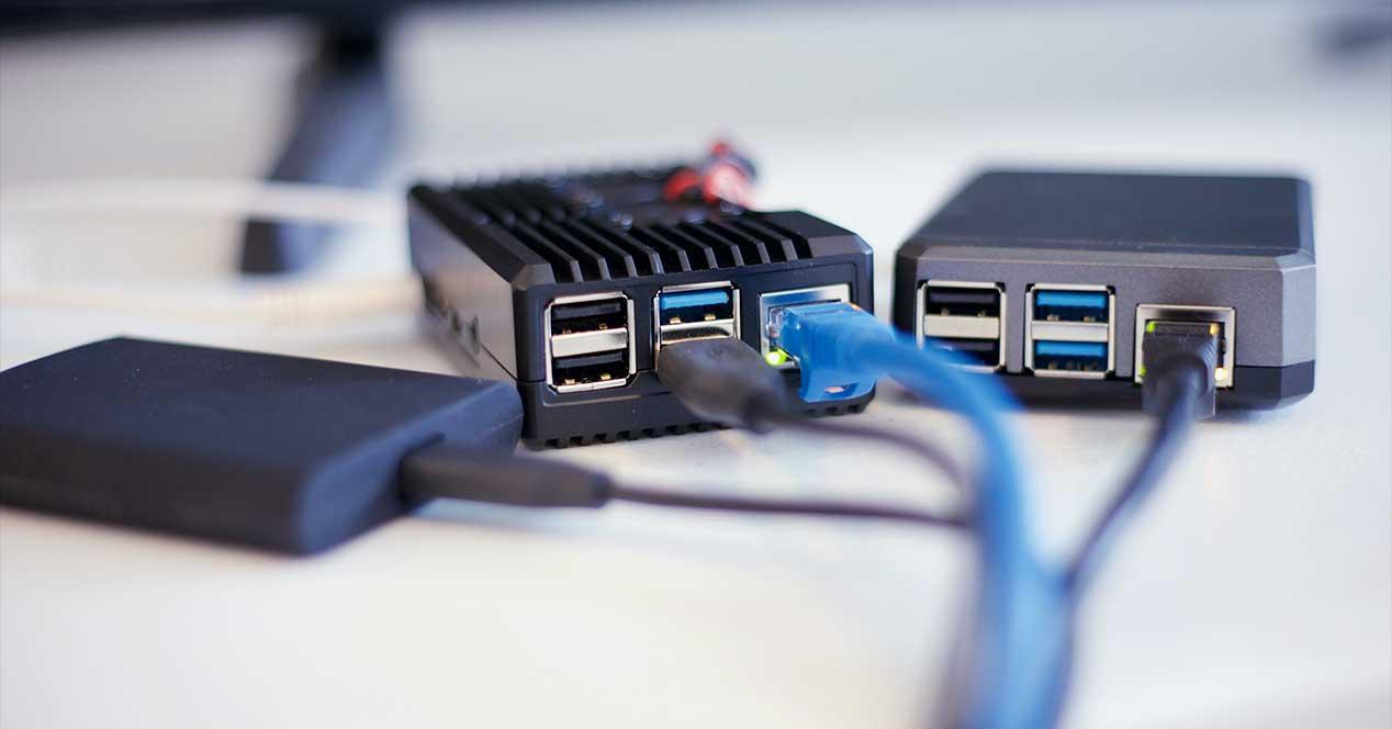 Raspberry Pi USB Ethernet