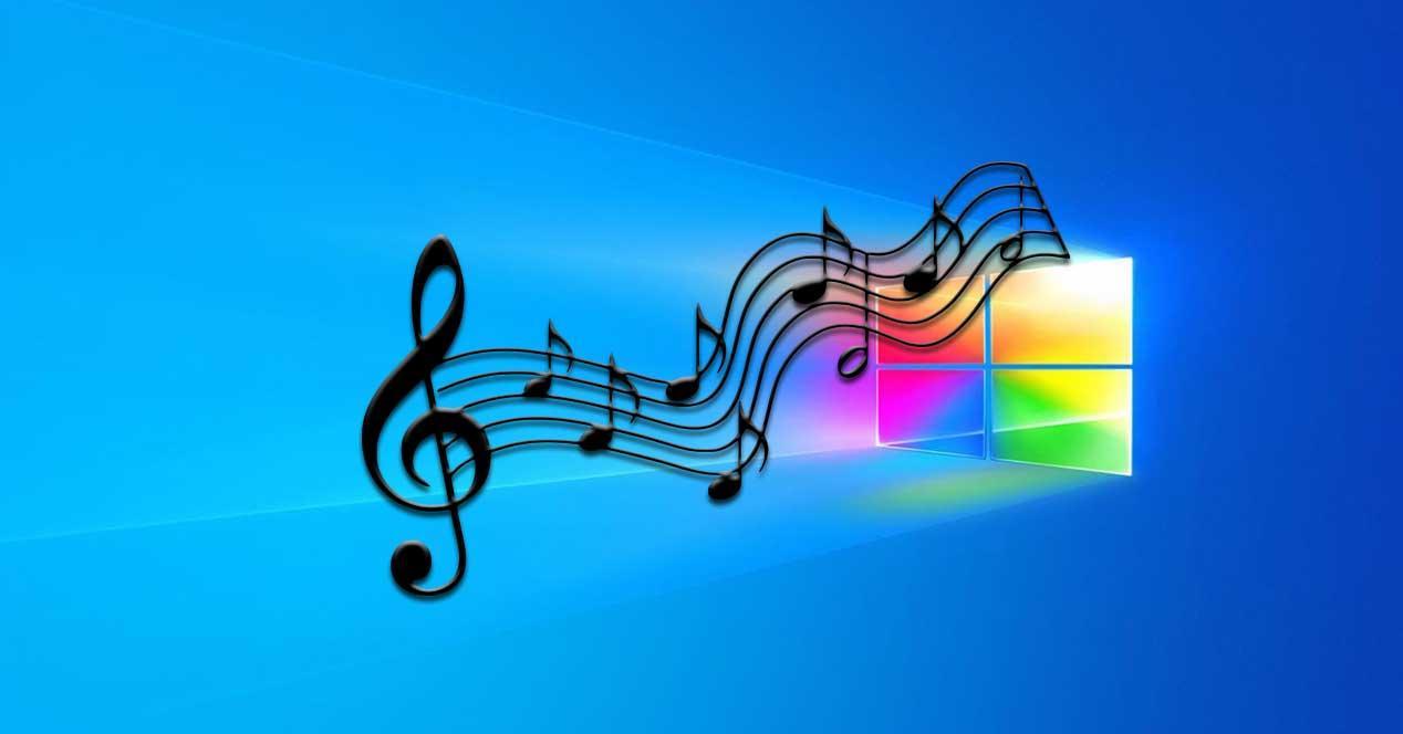 Sonido windows