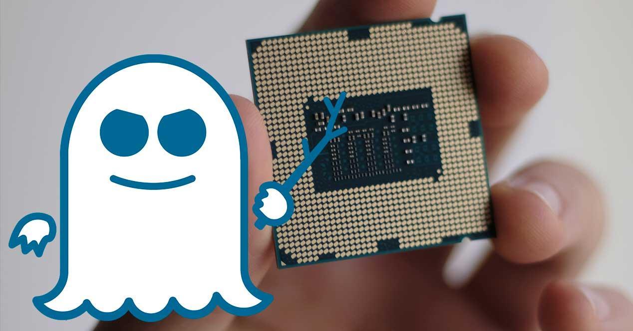 Spectre CPU Intel