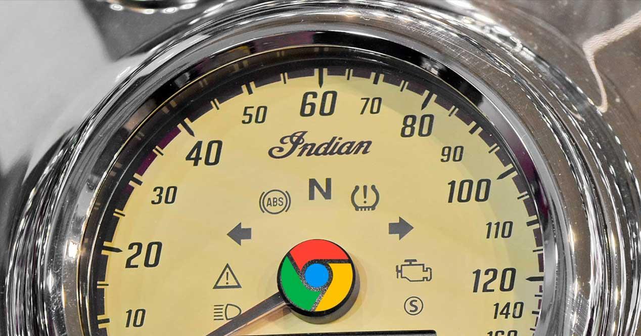 Velocidad Chrome
