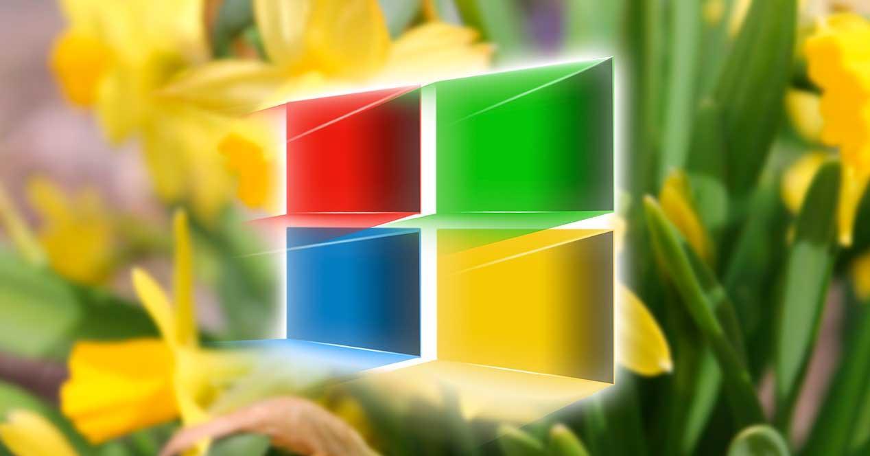 Windows 10 primavera