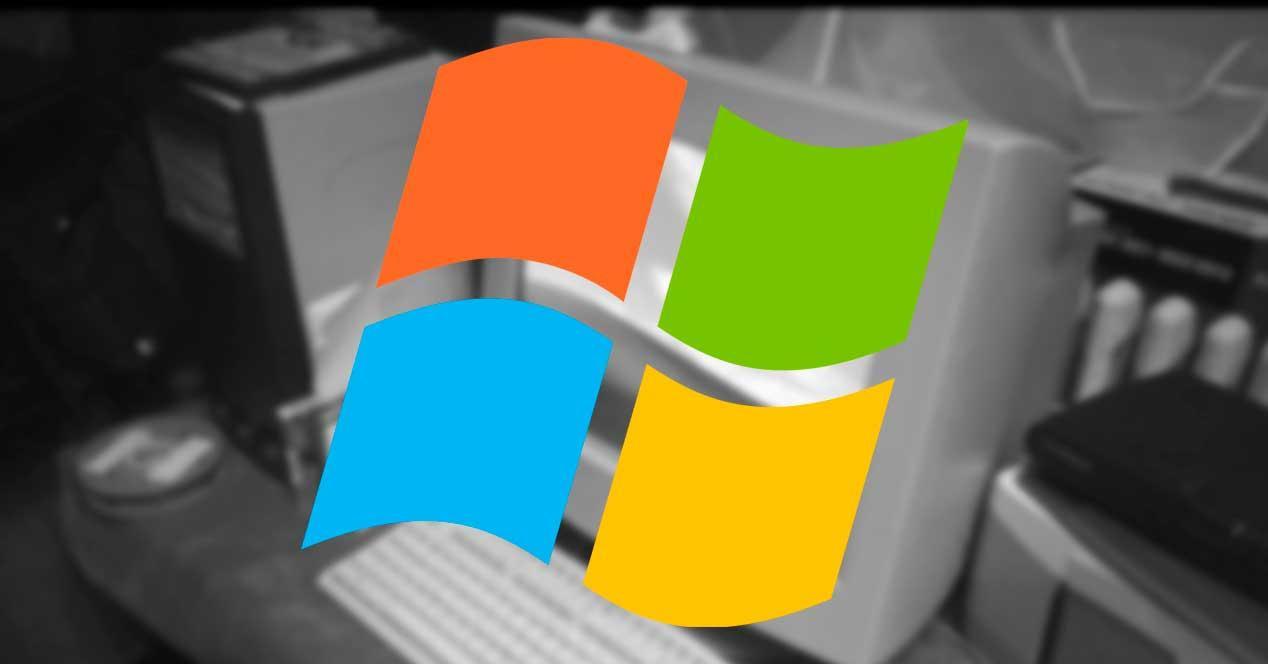 Windows XP viejo