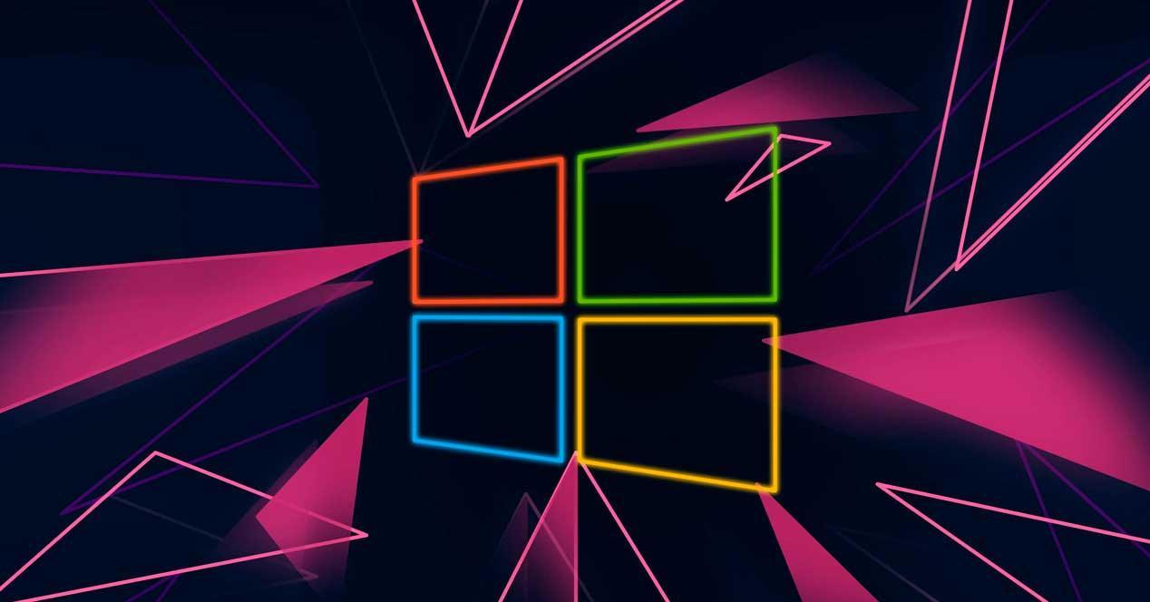 Windows fondo colores
