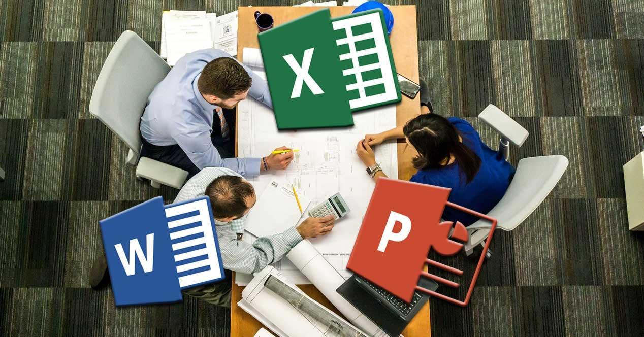 aplicaciones office