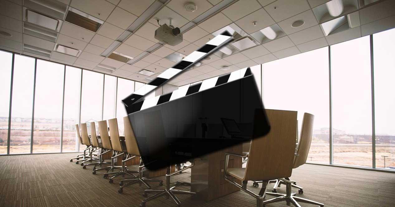 presentaciones cine