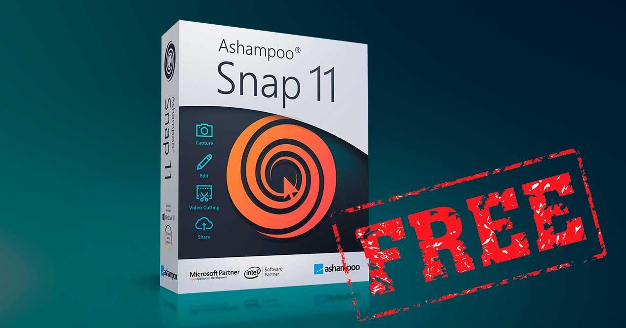 Ashampoo Snap 11 gratis