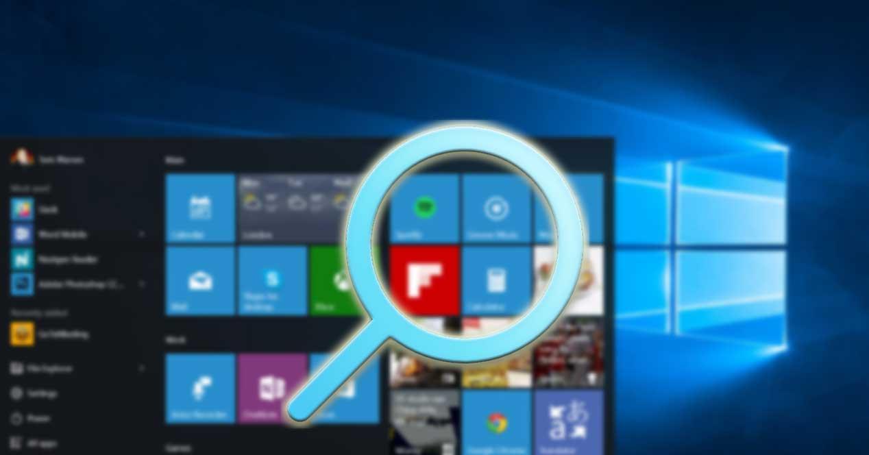 BeautySearch, personalizar gratis la barra de búsqueda de Windows 10