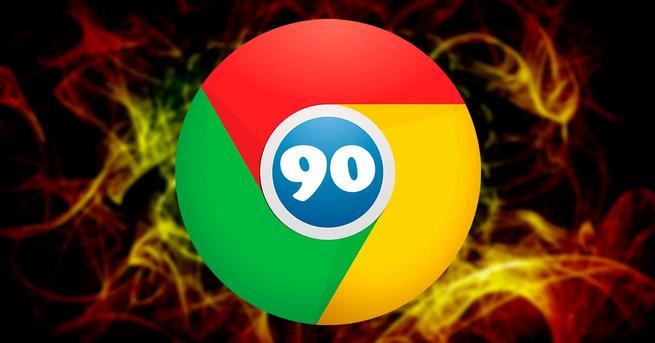 Chrome 90