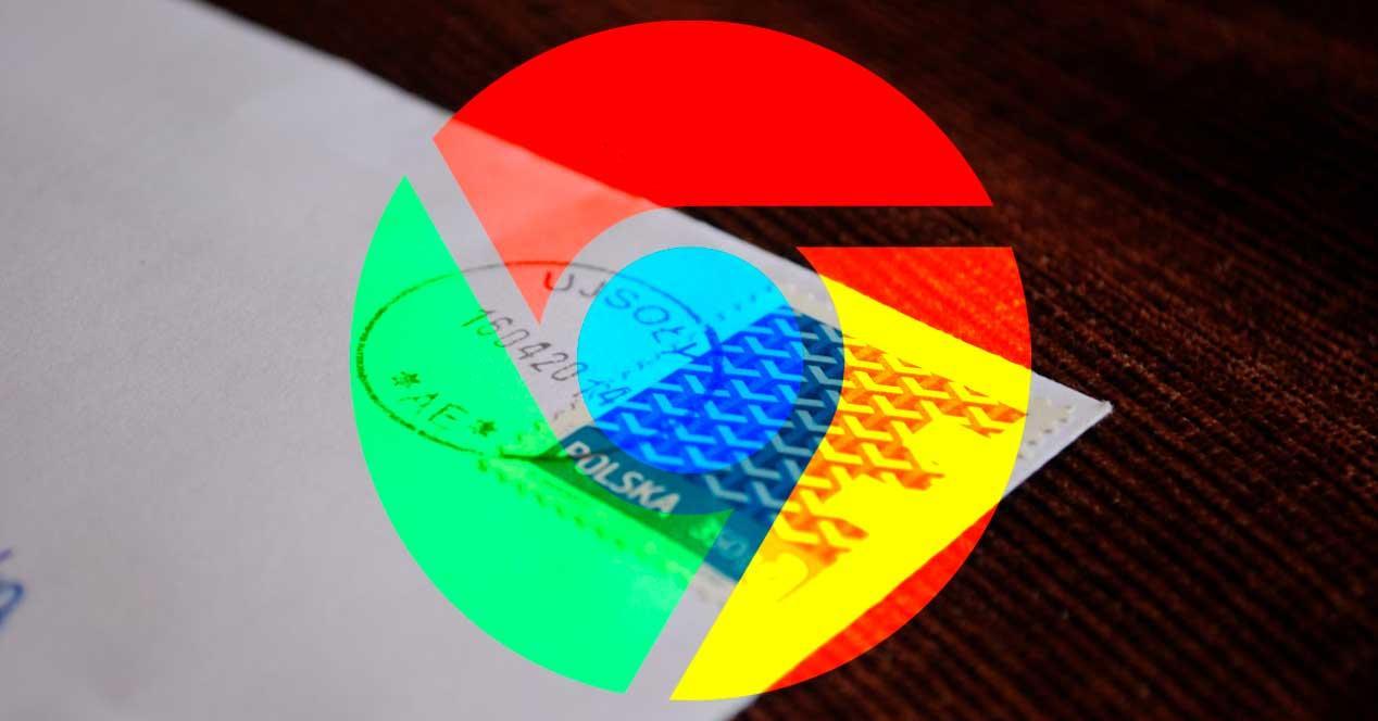 Chrome 91 email