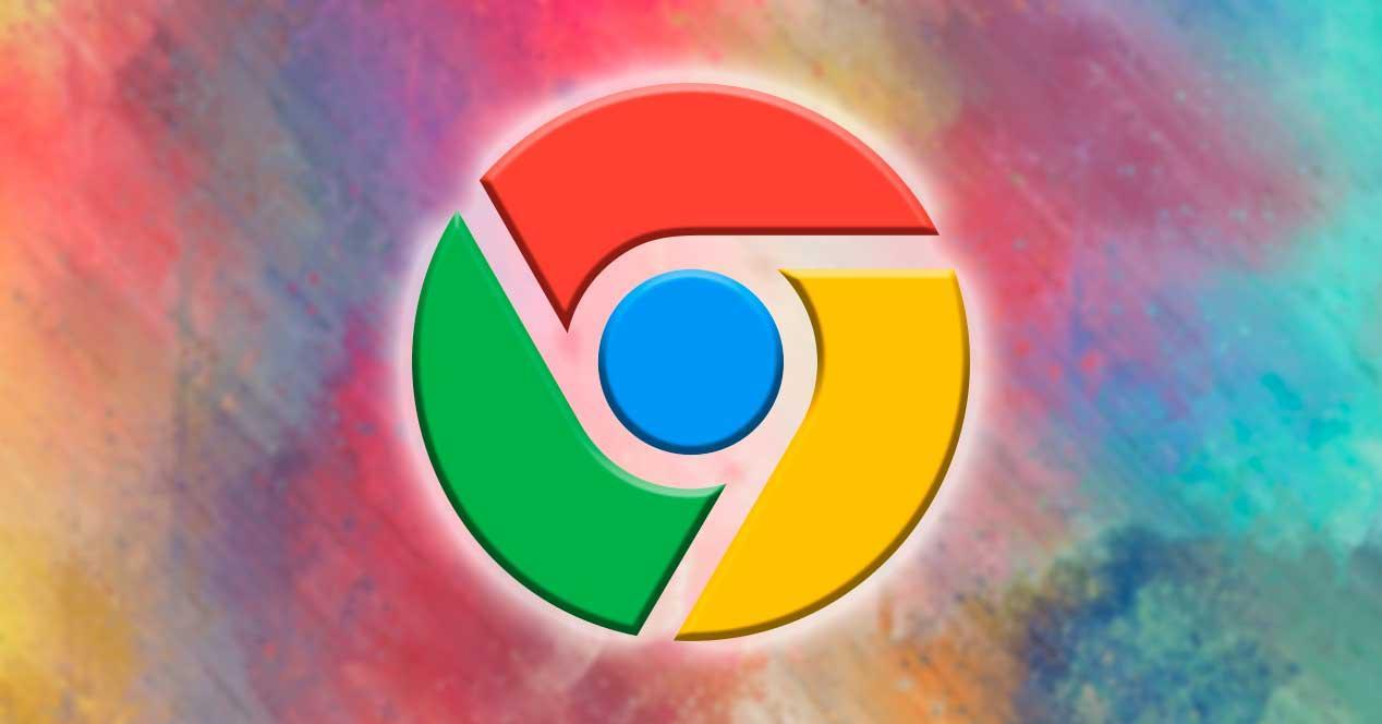 Chrome abstracto