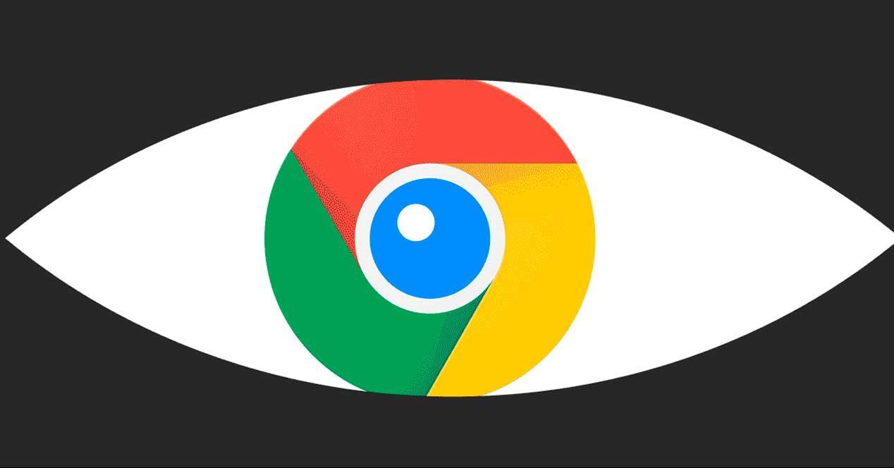 Espionaje Chrome