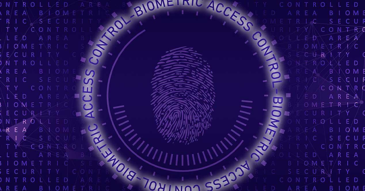 Huella biométrica