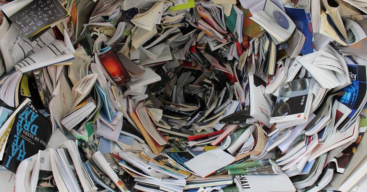 Libros biblioteca