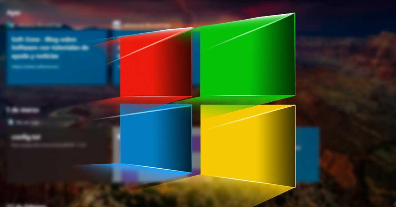 Linea Tiempo Windows 10