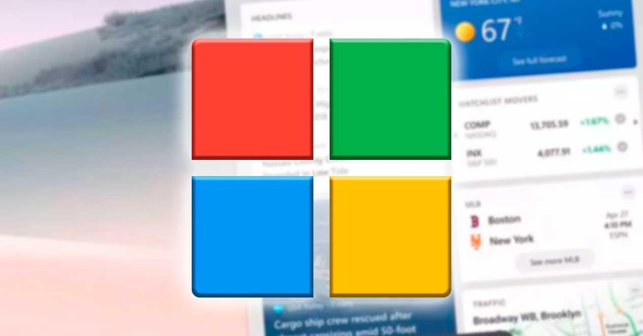 Microsoft Noticias Intereses