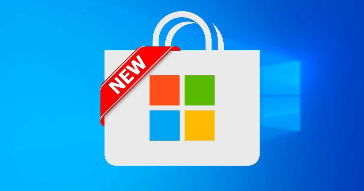 Nueva Microsoft Store tienda Windows 10