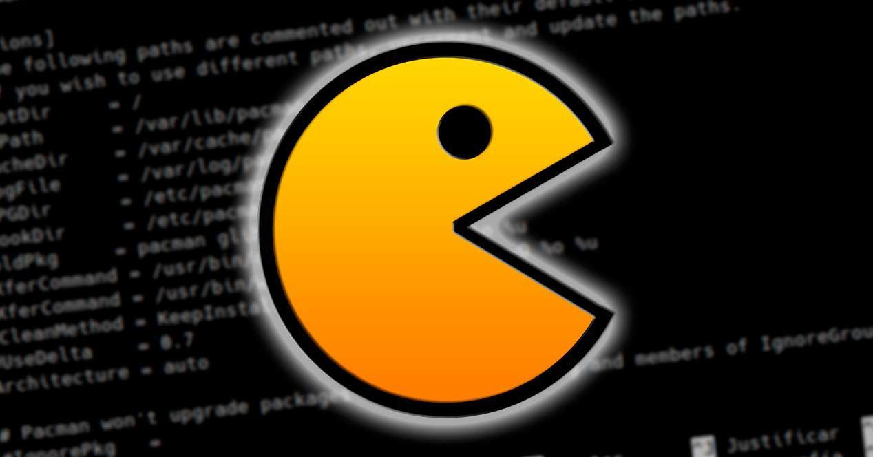 Pacman Linux