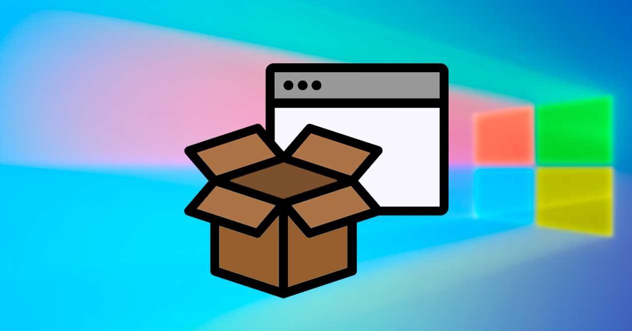 Paquetes Windows
