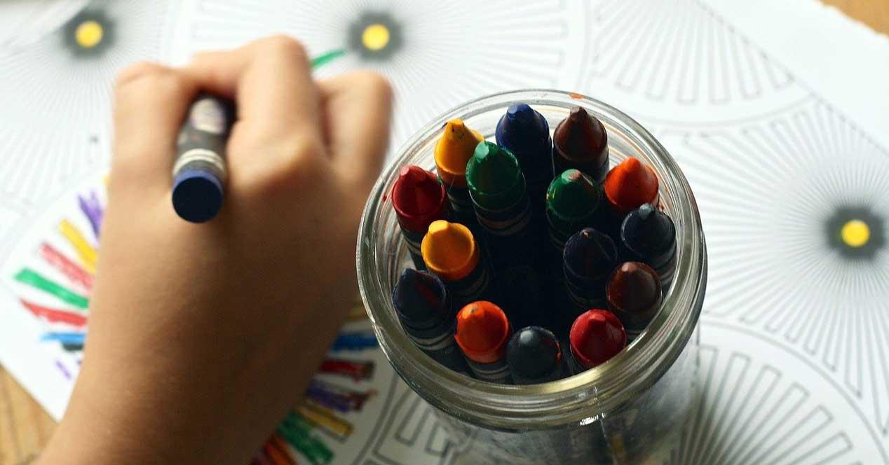 Programas para colorear gratis en Windows
