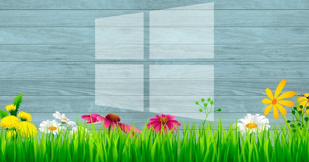 Windows 10 21H1 Spring
