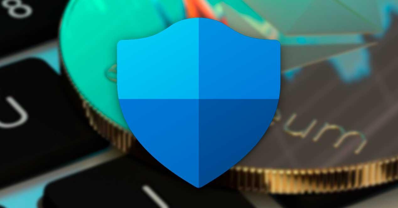 Windows Defender Ethereum