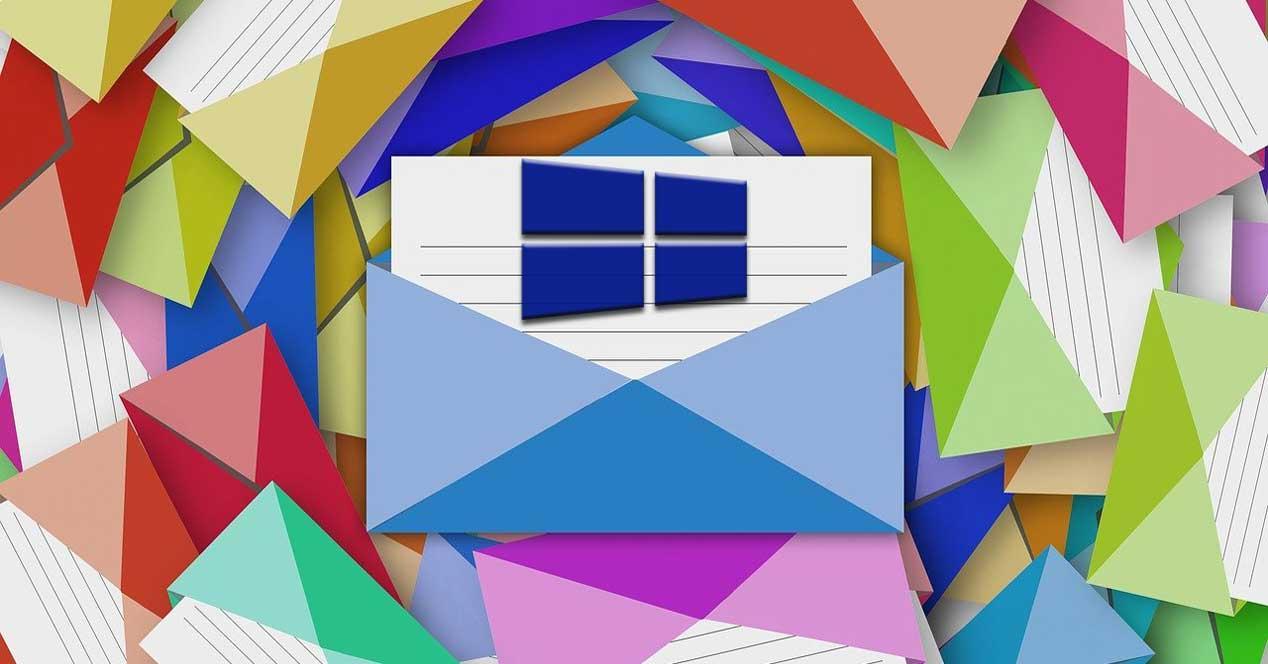 correo windows